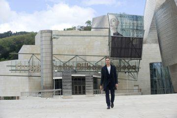 Gabriel Erkoreka - Guggenheim Bilbao Museoa 2011 - 2011/ 04/ 04 Photo: Ander Gillenea