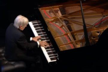 Joaquín Achúcarro interpreta con la Berliner Philharmoniker